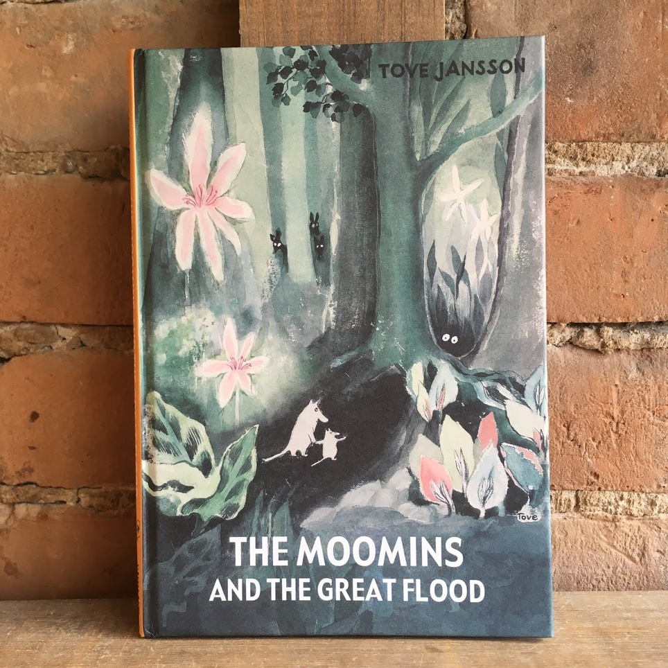 New D+Q: The Moomins and the Great Flood by Tove Jansson