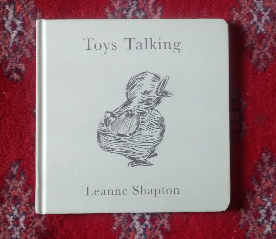 New D+Q : Toys Talking by Leanne Shapton
