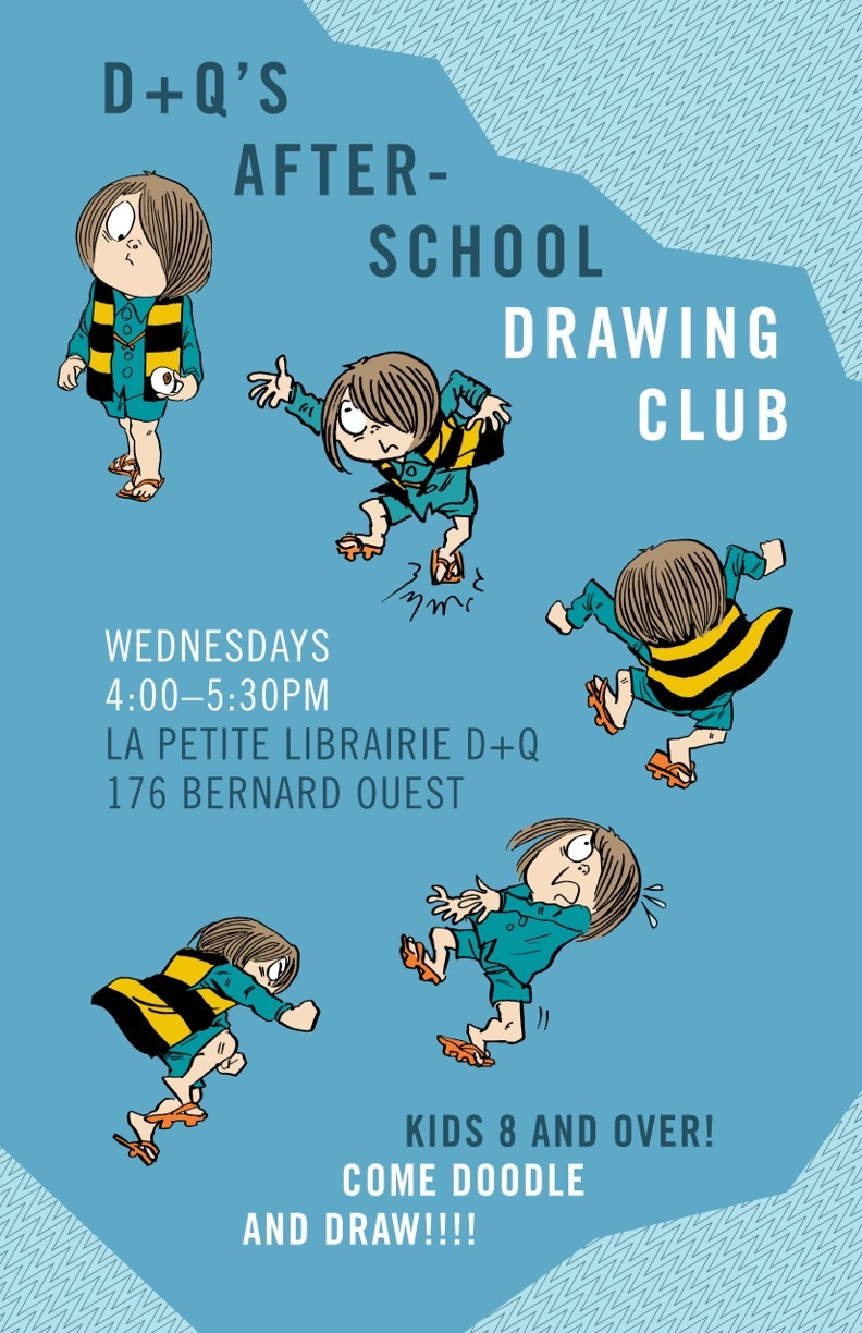 After-School Drawing Club