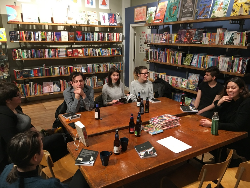 Book Club Recap: January's GNBC reads Bad Friends!