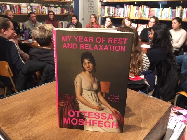 New Reads Book Club Recap: My Year of Rest and Relaxation