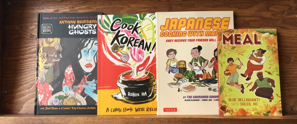 Cooking with Comics!