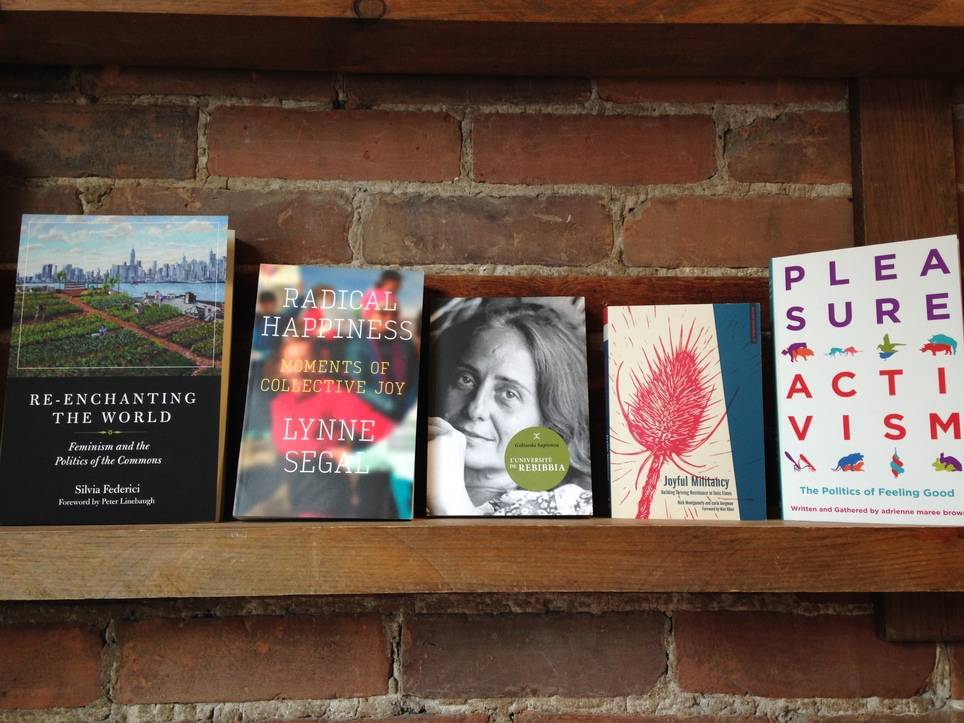 Healthy activism book suggestions for the windy post-new moon days