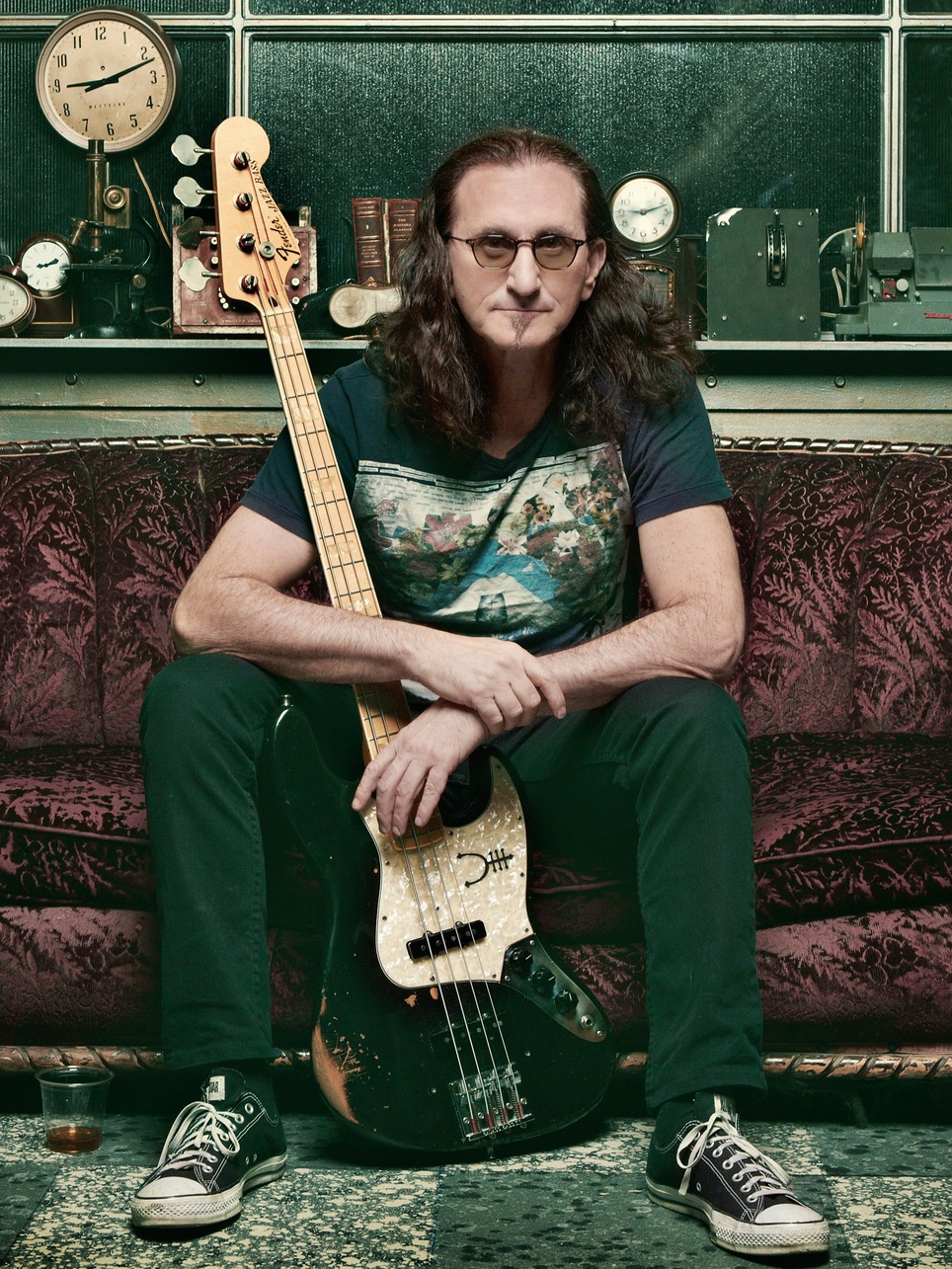 Geddy Lee Signing & Presentation (Tickets available at the Rialto - Online sales closed)
