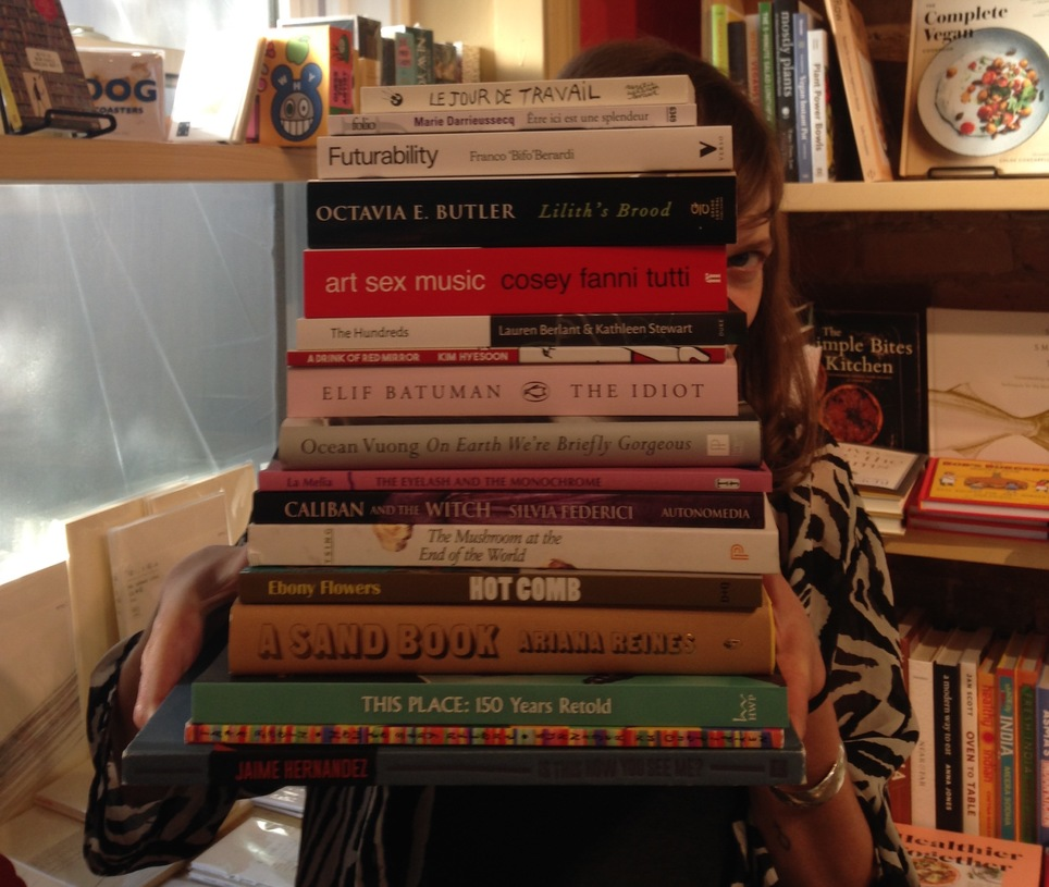Catherine's Highly Ambitious Summer Reads