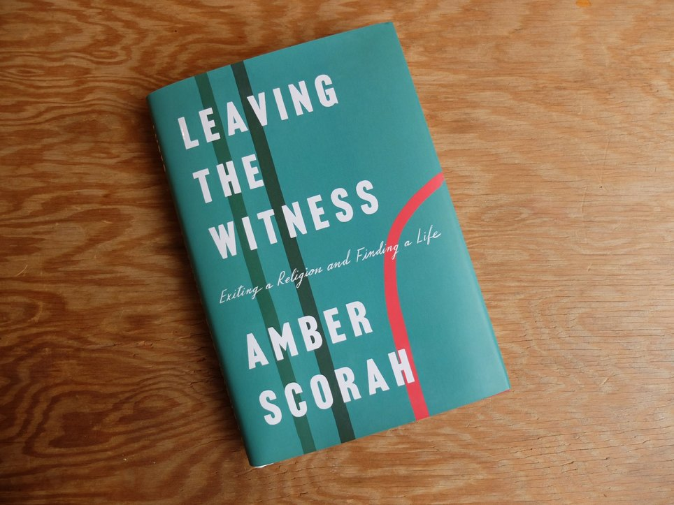 Recap - Amber Scorah launches Leaving the Witness: Exiting a Religion and Finding a Life