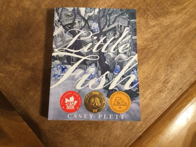 """So many dreams"": The Gay Reads Book Club reads Casey Plett's Little Fish"