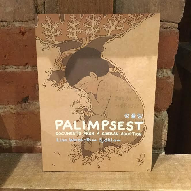 New D+Q: Palimpsest by Lisa Wool-rim Sjöblom is officially out today!