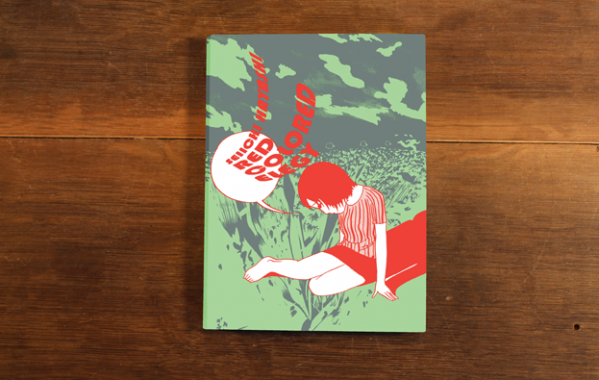 New D+Q: Red Colored Elegy (PB) by Seiichi Hayashi