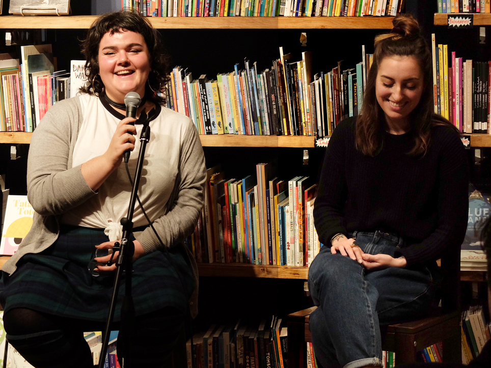 So many feelings, and so many laughs - Fawn Parker and Tara McGowan-Ross Join Forces