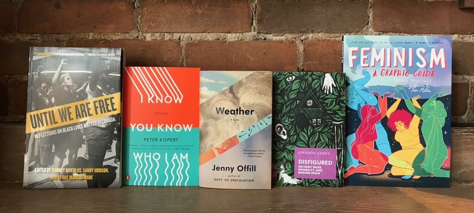 D+Q Picks of the Week: Until We Are Free, new Jenny Offill and more!