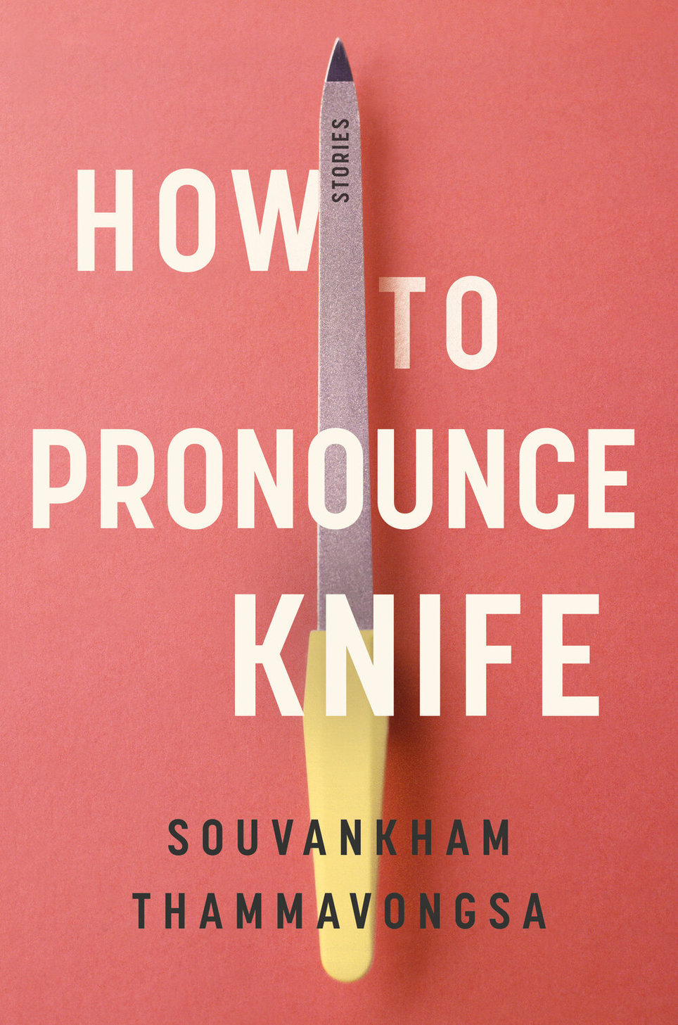 New Reads Book Club - How to Pronounce Knife